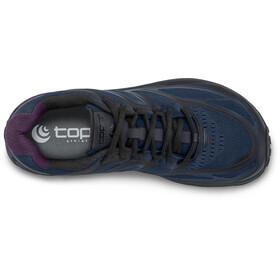 Topo Athletic Ultraventure Chaussures de trail Femme, navy/plum